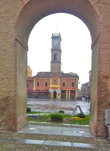 Palazzo della Torre - Forlimpopoli (1288 clic)