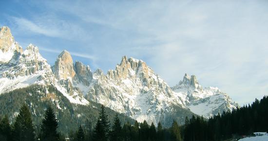 Pale di San Martino (San Martino di Castrozza) - SAN MARTINO DI CASTROZZA - inserita il 15-Jul-11
