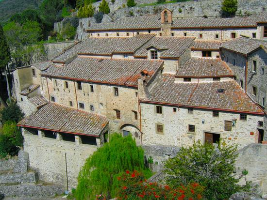Convento delle Celle in localita Le Celle (Cortona) Arezzo (2435 clic)