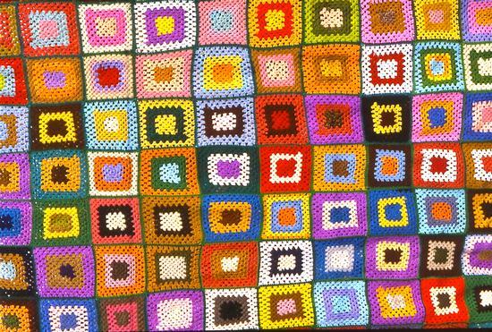 coperta di nonna Clara - Forlì (3490 clic)