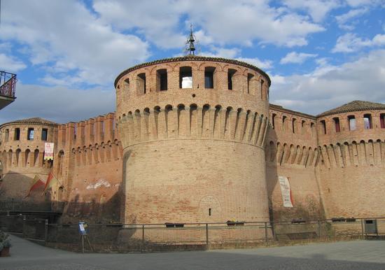 Rocca di Riolo Terme (RA) (2204 clic)