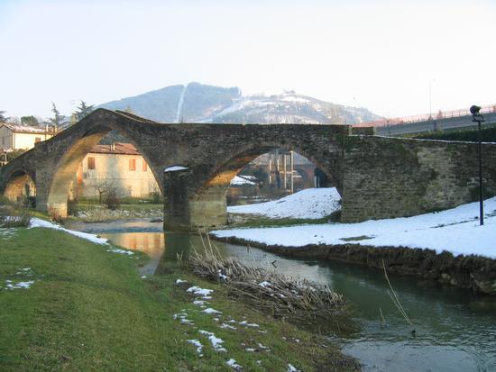 Ponte della Signora (Modigliana)  (FC) (3516 clic)