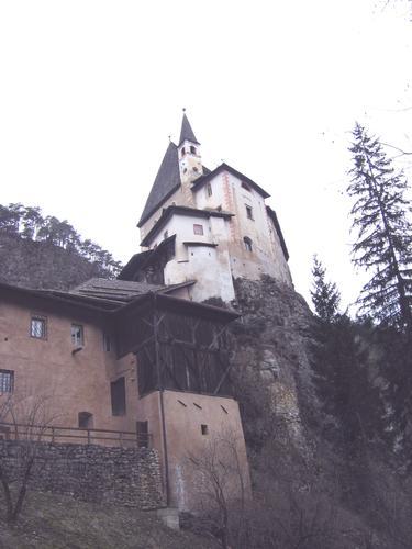 Santuario di San Romedio (in località Coredo - Fondo  val di Non) (2484 clic)