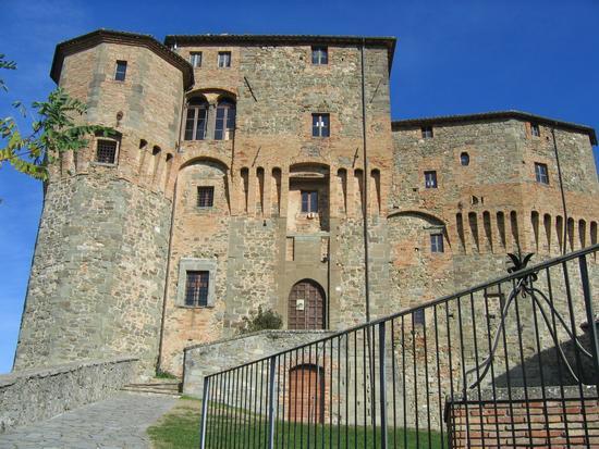 Castello di Rocca Fregoso - Sant'agata feltria (2082 clic)