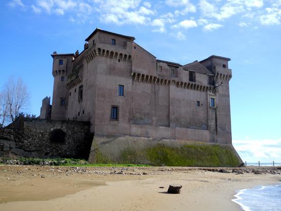 castelli di sabbia - Santa severa (1044 clic)