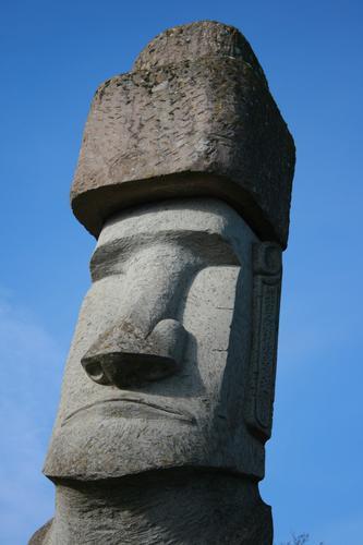 moai - Vitorchiano (704 clic)