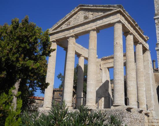 tempio di ercole - Cori (1210 clic)