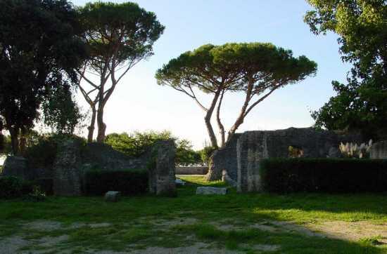 Villa Sforza Cesarini - Lanuvio (3892 clic)