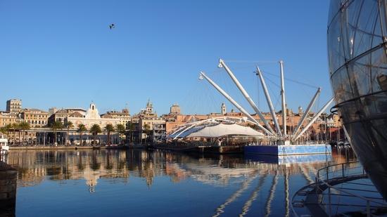 Porto antico di Genova (3955 clic)