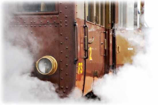 il treno dei desideri - Pistoia (2374 clic)