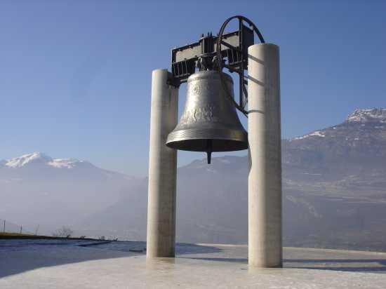 Campana della Pace - Rovereto (5191 clic)