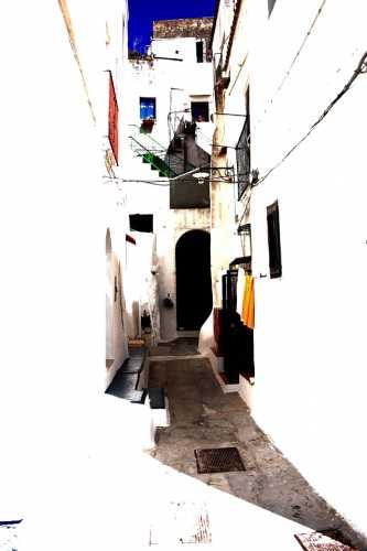 Vicolo - Peschici (2074 clic)