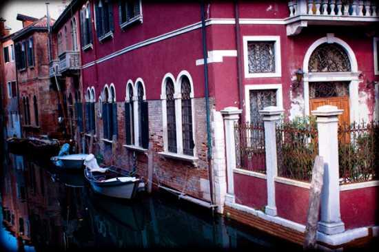 Canale - Venezia (1983 clic)
