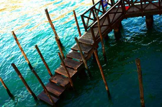 Canale - Venezia (1958 clic)