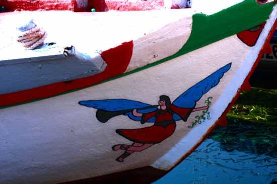 Barca in canale - Chioggia (2391 clic)