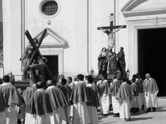 VENERDì DI PASSIONE  -PASQUA 2010 - Trinitapoli (1812 clic)