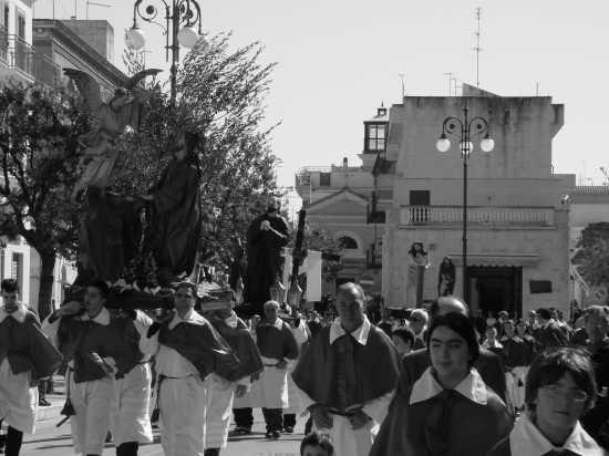 VENERDý DI PASSIONE  -PASQUA 2010 - Trinitapoli (1651 clic)