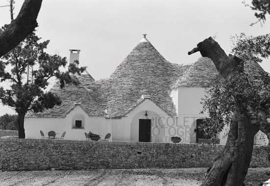 Trullo - Alberobello (1961 clic)