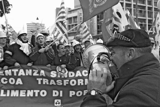 Sciopero generale 05.02.2010 - Cagliari (1752 clic)