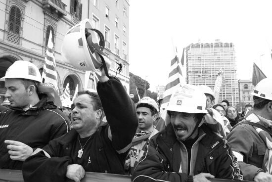 Sciopero generale 05.02.2010 - Cagliari (1912 clic)