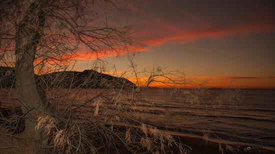 Sunset - Baratti (629 clic)