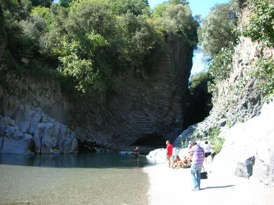 Gole dell'Alcantara (3095 clic)