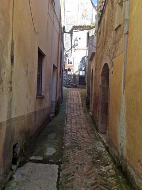 CENTRO STORICO - Castelcivita (2532 clic)