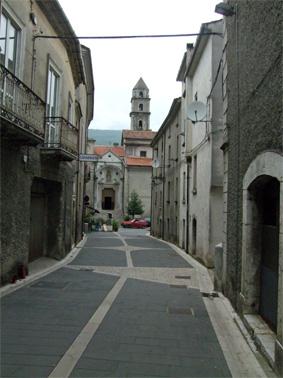 CENTRO STORICO - Petina (1753 clic)