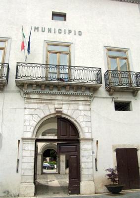 IL MUNICIPIO - Petina (1898 clic)