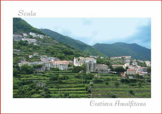 VISTA DA RAVELLO - Scala (3455 clic)