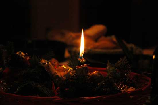 Candela di Natale - Messina (4173 clic)
