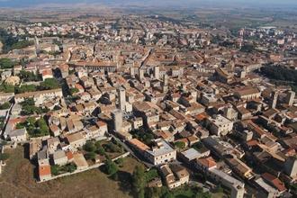 Centro storico Città di Tarquinia (3771 clic)