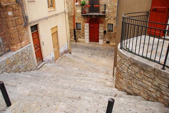 Centro storico Caccamo (Pa) (2649 clic)
