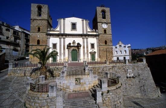 Chiesa S.S. annunziata Caccamo (5875 clic)