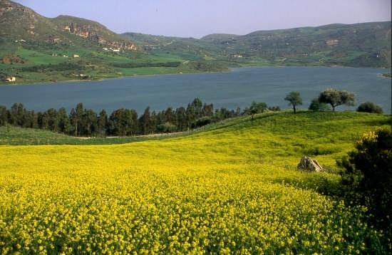 lago di Caccamo (14505 clic)