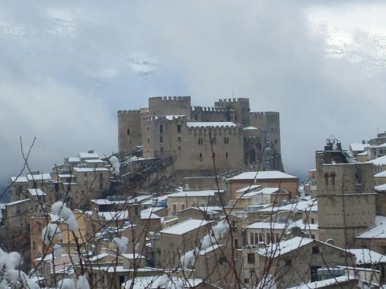 Neve a Caccamo  (4148 clic)