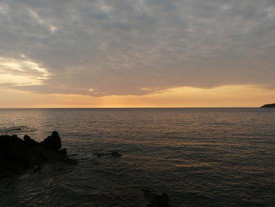 Tramonto sul mare - Diamante (2974 clic)