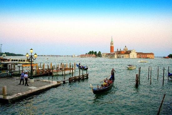 Venezia. San Giorgio (1964 clic)