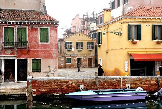 Venezia. Fondamenta (2087 clic)