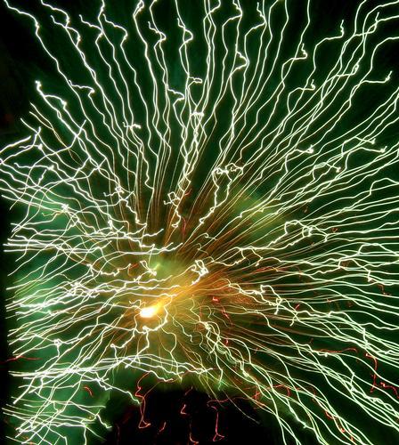Fuochi d'artificio 1 - Venezia (2321 clic)