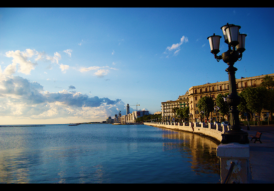 Beautiful morning in Bari - 2 (8253 clic)