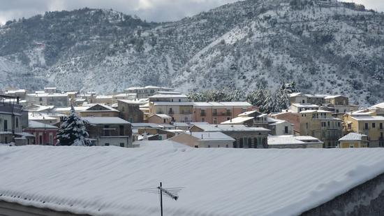 A noi piace la neve - Rossano 16.12.2010 (3376 clic)