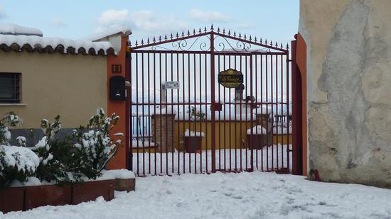 La Terrazza B&B -  la neve è tornata - Rossano (1971 clic)