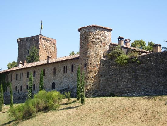 CASTELLO DI RIVALTA - Gazzola (2901 clic)