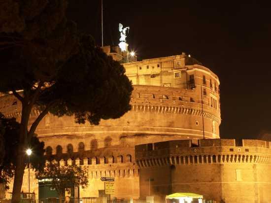 Castel Sant'Angelo - Roma (2504 clic)