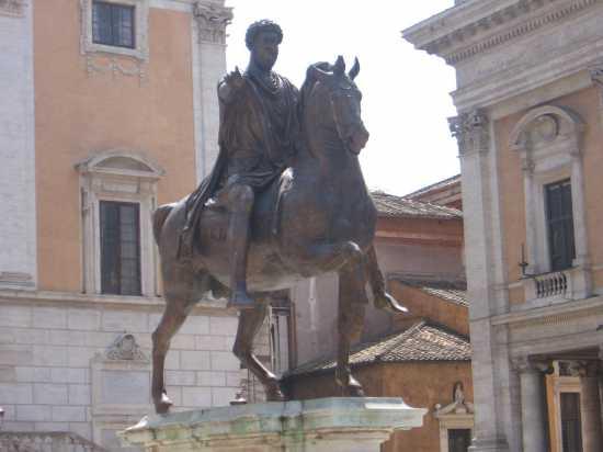 L'imperatore filosofo - Roma (1644 clic)