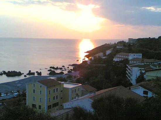 ajnella tramonto - Scalea (2668 clic)