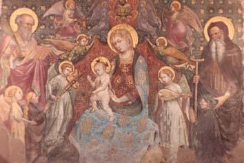 Gubbio Madonna del Belvedere - GUBBIO - inserita il 28-May-10