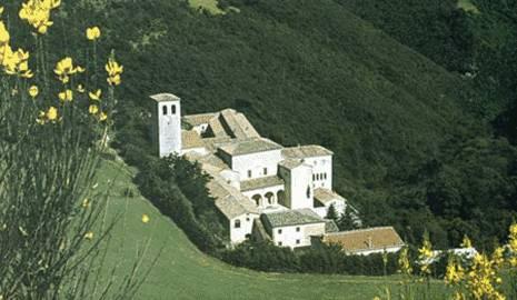 Fonte Avellana  - Gubbio (2634 clic)
