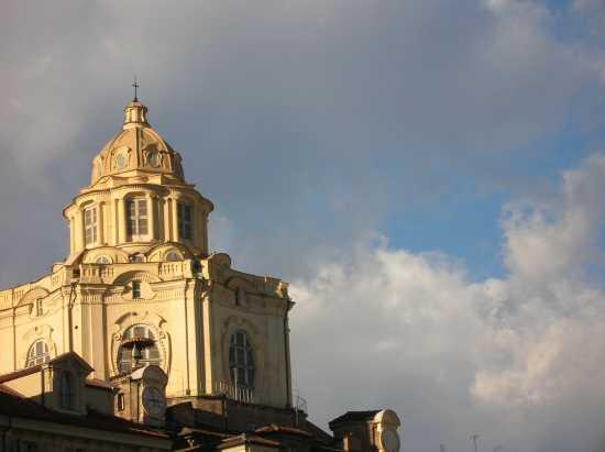Chiesa di an Lorenzo - Torino (1874 clic)